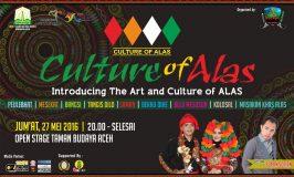 Aceh Tenggara Asah Potensi Wisata di Culture of Alas