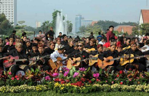 Resepsi HUT Surabaya, Meriah Tanpa Meninggalkan Jati Diri