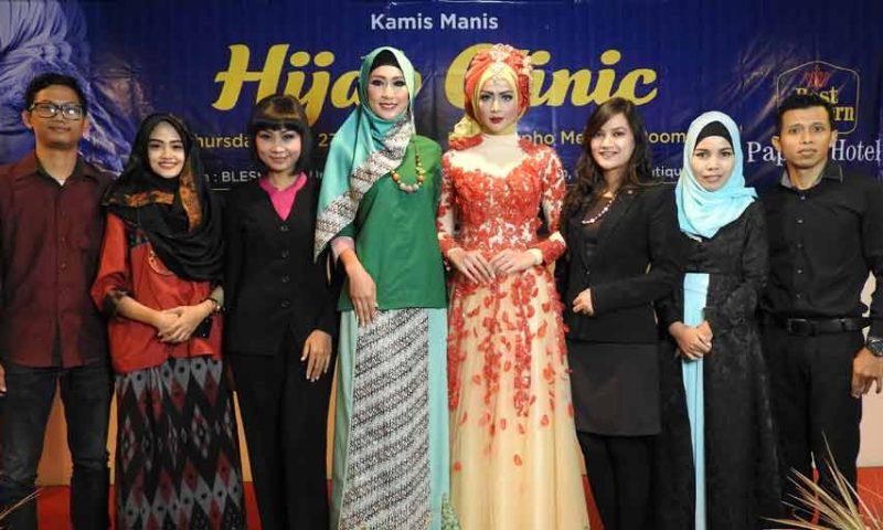 Makin Cantik di Hijab Clinic Best Western Papilio Hotel