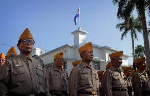 Bangga dan Haru di Surabaya Merah Putih