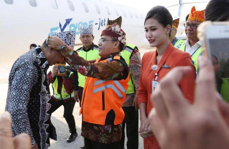 Garuda Terbang Langsung Jakarta-Banyuwangi
