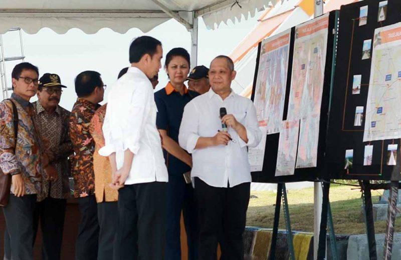 Presiden Resmikan Tol Jombang-Mojokerto Milik ASTRA Infra