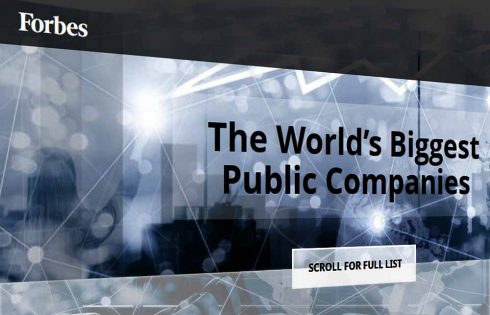 Telkom Masuk Daftar Top 50 World's Best Employers 2017 Forbes Global 2000