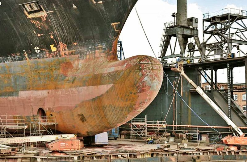 Industri Galangan Kapal Perlu Manfaatkan Peluang Tol Laut