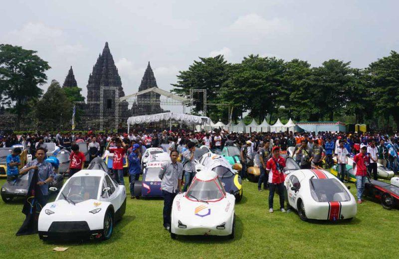 ITS Kembali Gelar Kontes Mobil Hemat Energi 2017