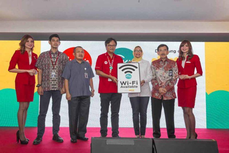 AirAsia Luncurkan Layanan WiFi dalam Penerbangan Biaya Hemat Pertama di Indonesia