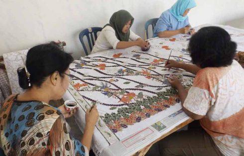 Laju Batik Jember Iringi Perkembangan Wisata
