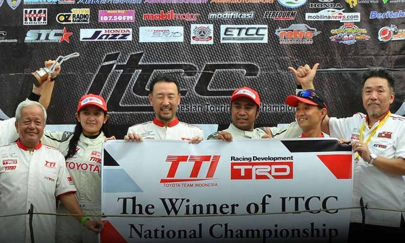 Pembalap Toyota Indonesia Siap Berlaga di Fuji Speedway