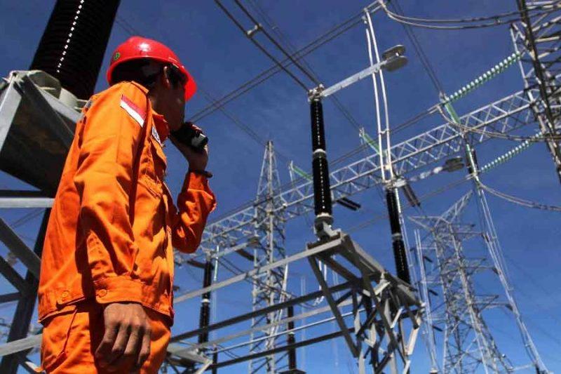 PLN Operasikan Transmisi 150 kV Sepanjang 104,9 Kilometer Sirkit