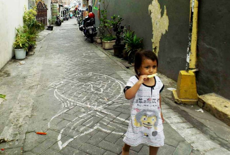 Impian Bernama Kampung Besar Surabaya