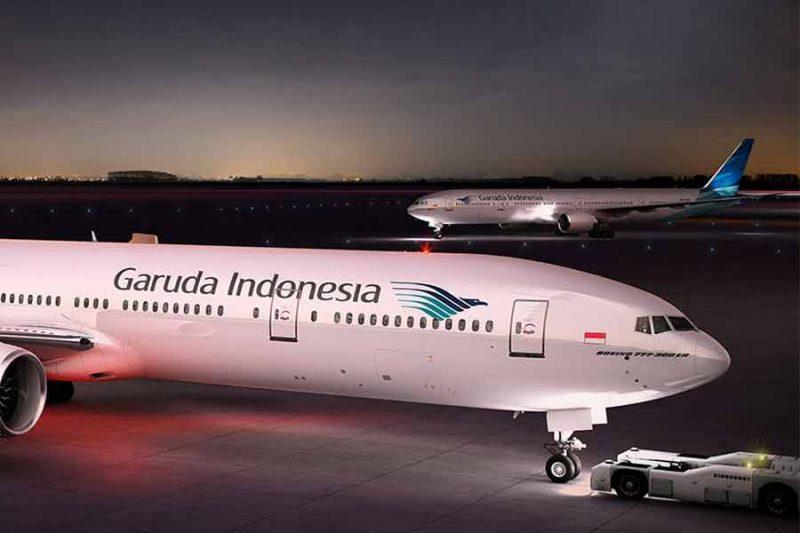 Akhir 2018, Garuda Indonesia Layanani Penerbangan Denpasar ke Zhengzhou