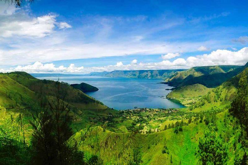 Danau Toba Jadi Pusat Wisata di Kawasan Asean