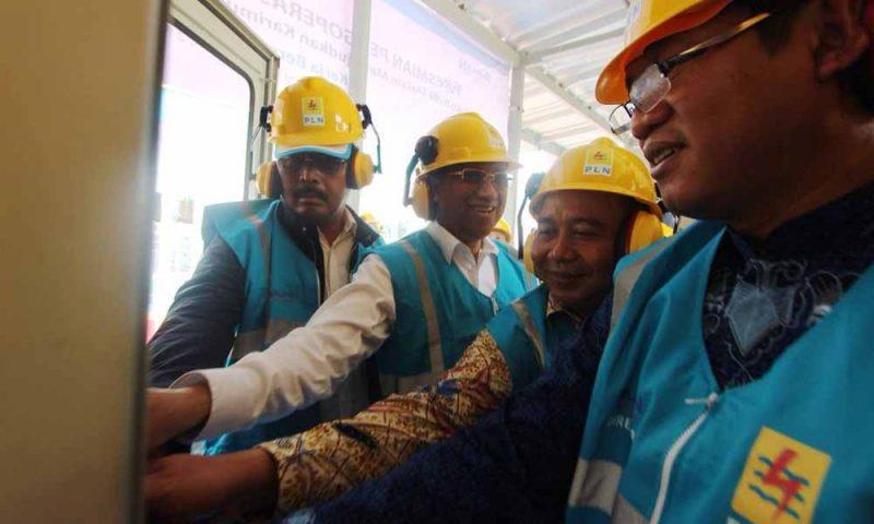 Listrik Tanjung Balai Karimun Bertambah 17.000 kW