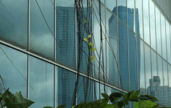 Cermin Bangunan Kota