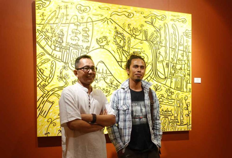 Memadu Proses Penciptaan Intuitif lewat The Color of Life