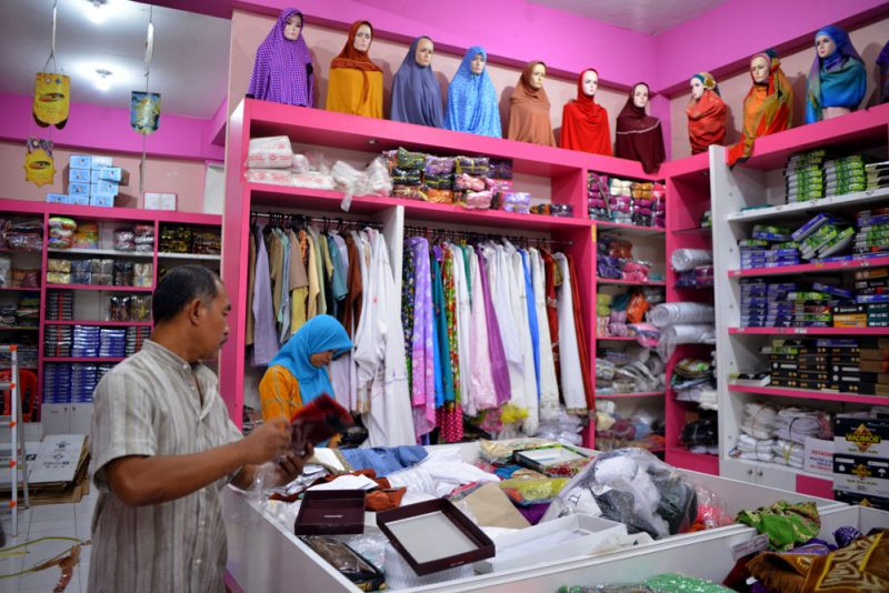 Industri Busana Muslim Serap 1 Juta Tenaga Kerja