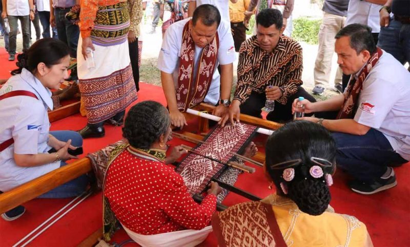 Astra Gelar Festival Kampung Berseri di Kupang NTT