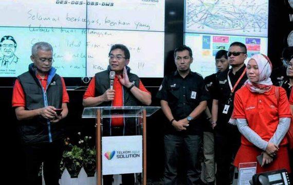 Sepanjang Lebaran, Posko TelkomGroup Siagakan 18.393 Personel