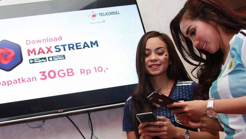 Telkomsel sebagai Licensed Mobile Broadcaster Piala Dunia 2018