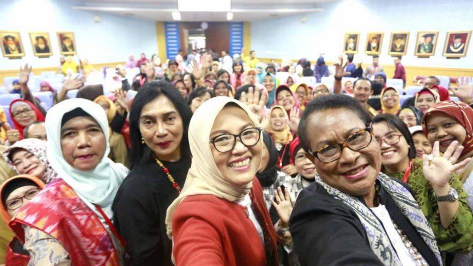 Yohana Yembise : Penerapan Kesetaraan Gender jadi Tanggung Jawab Bersama