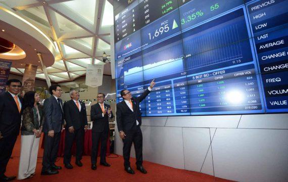 Resmi Melantai di BEI, IPC Apresiasi Antusiasme Investor