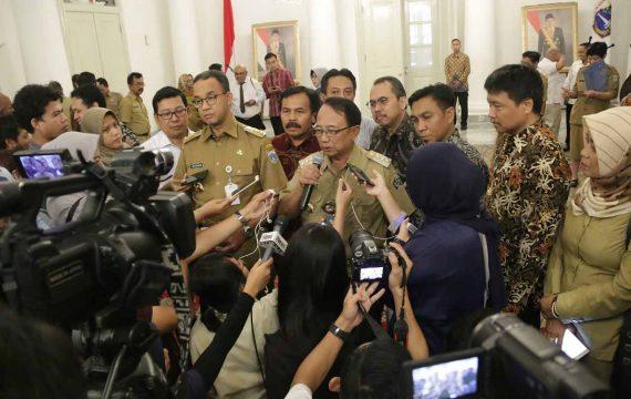 Pemprov DKI Jakarta dan Kabupaten Blitar Teken MOU Bahan Pangan