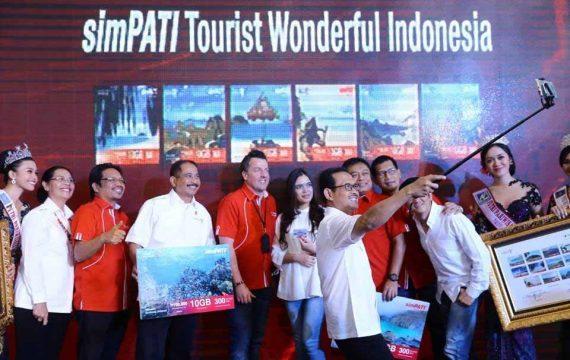 11 Destinasi Wisata di Kartu Perdana Telkomsel