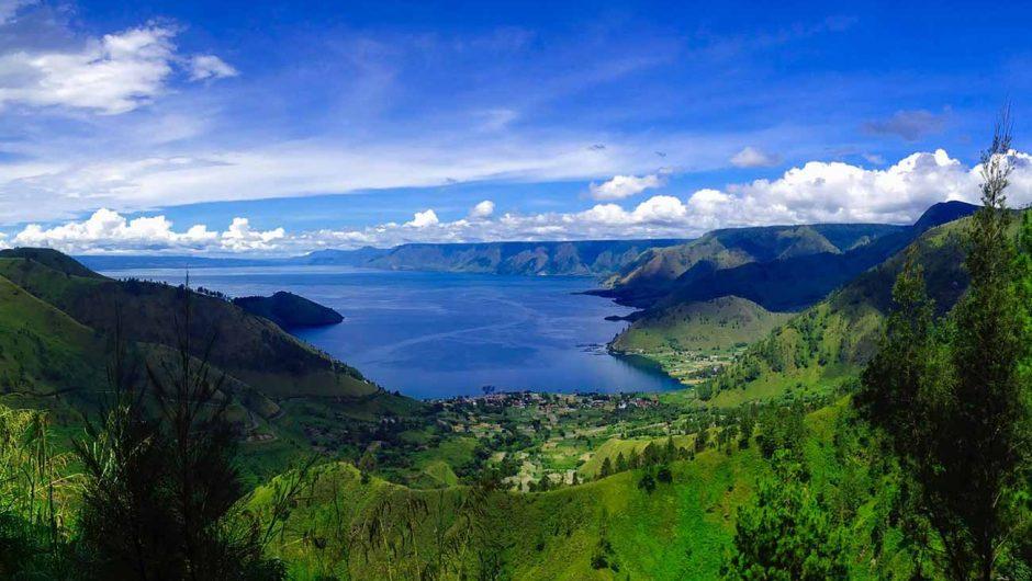Lewat Google Street View Danau Toba Menyapa Dunia