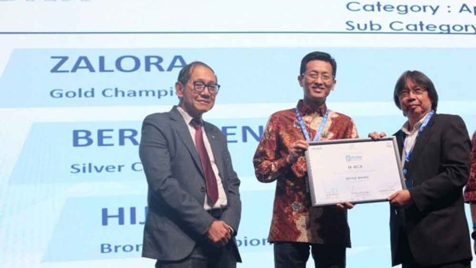 BCA Rebut Penghargaan Mobile DNA 2018