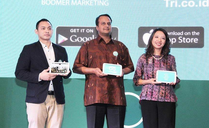 Boomer Ciptakan Aplikasi Smartphone All-in-One Pertama bagi UKM