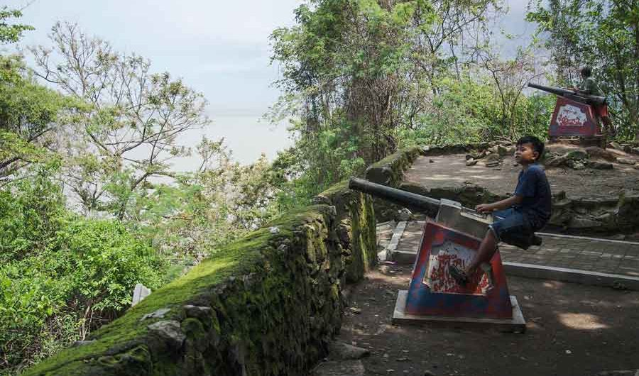 Benteng Penjaga di Tepian Laut Jepara