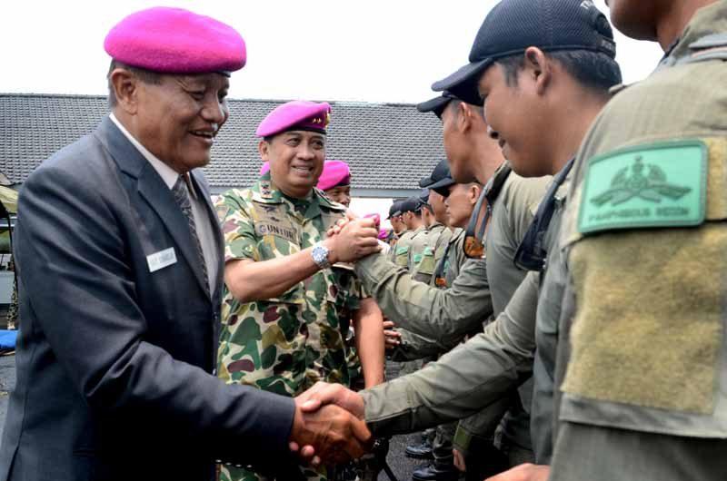 55 Tahun Yon Taifib Marinir, Semangat Tak Lekang Waktu