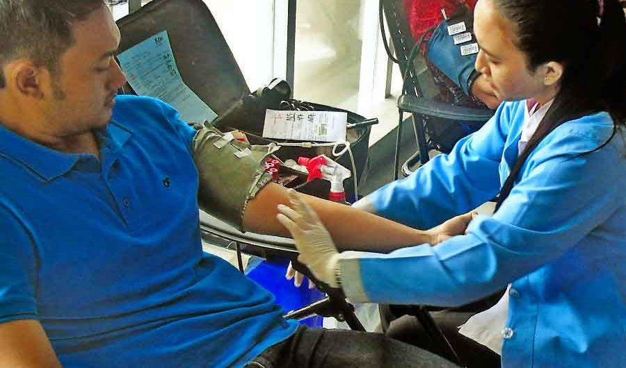 Arsenal Indonesia Gelar Donor Darah Serentak di 49 Kota