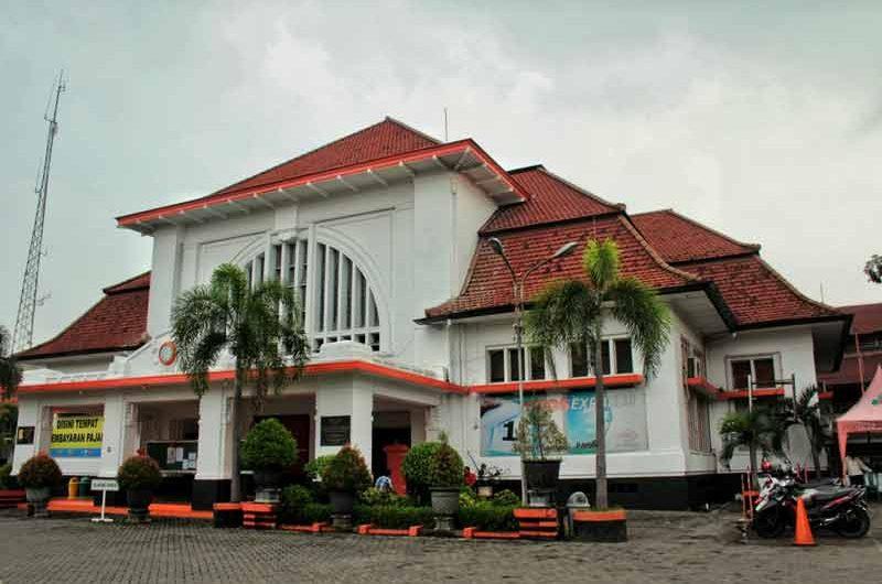 Kantor Pos Besar, Imaji Stasiun Kereta dan Sekolah Pemimpin Nusantara