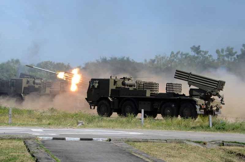 Senjata Baru Korps Marinir TNI AL