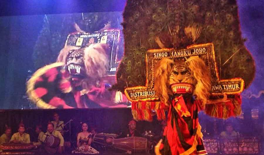 Lagu Surabaya Iringi Penutupan Festival Lintas Budaya