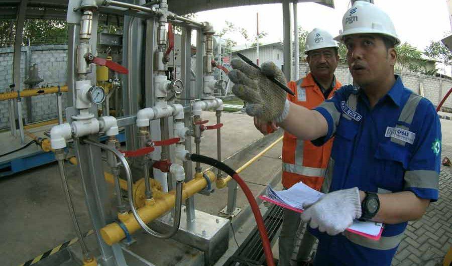 PGN Perluas Infrastruktur Pipa Gas Bumi di Semarang