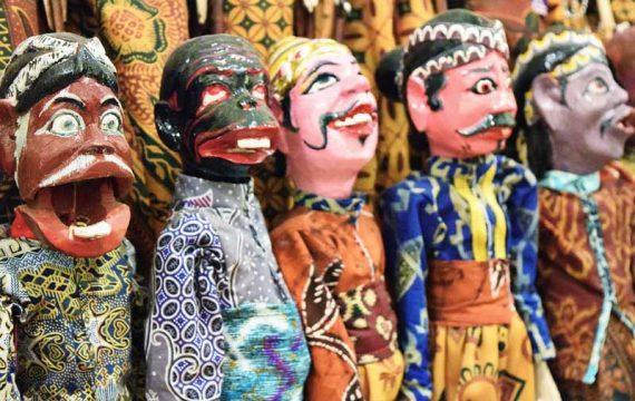 Imaji Nusantara Sanggar Gubuk Wayang
