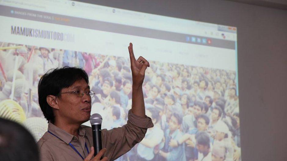Workshop Digital Storytelling : Menggali Cerita di Sekitar