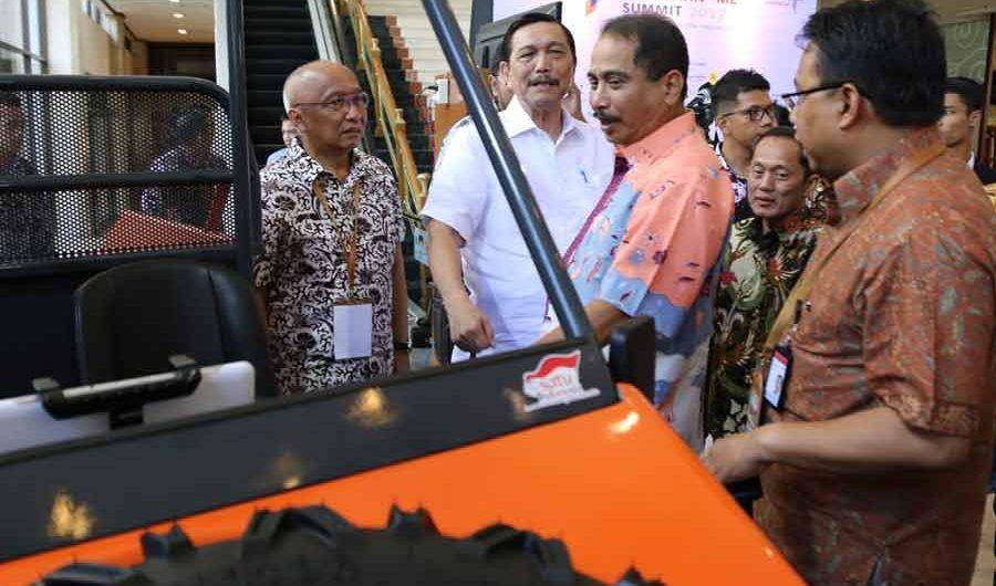 Astra Dukung Indonesia jadi Jawara di Sektor Industri