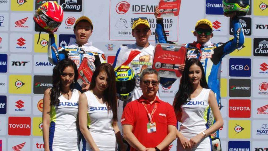 Kiprah Tim Suzuki Indonesia di Balap Asia