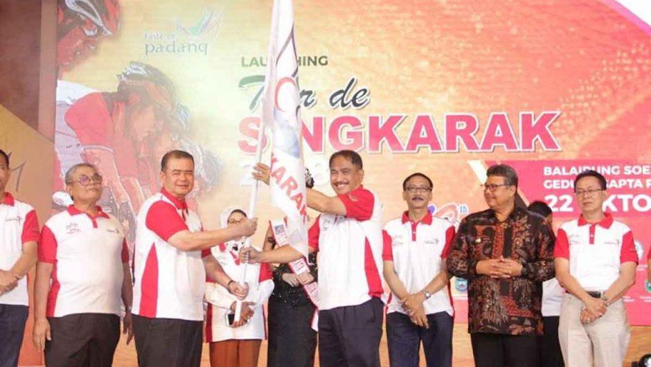 Tour de Singkarak, Ajang Balap Sepeda Kelas Dunia