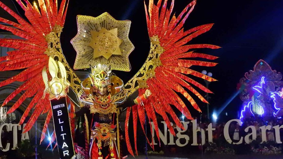 Jatim Specta Night Carnival 2018
