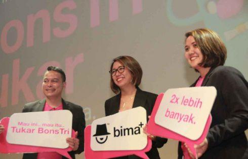 3 Indonesia Luncurkan Dua Program Andalan