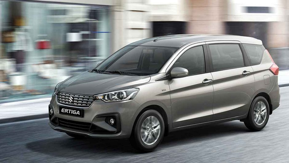 Tutup Tahun, All New Ertiga Raih Best Cabin Insulation