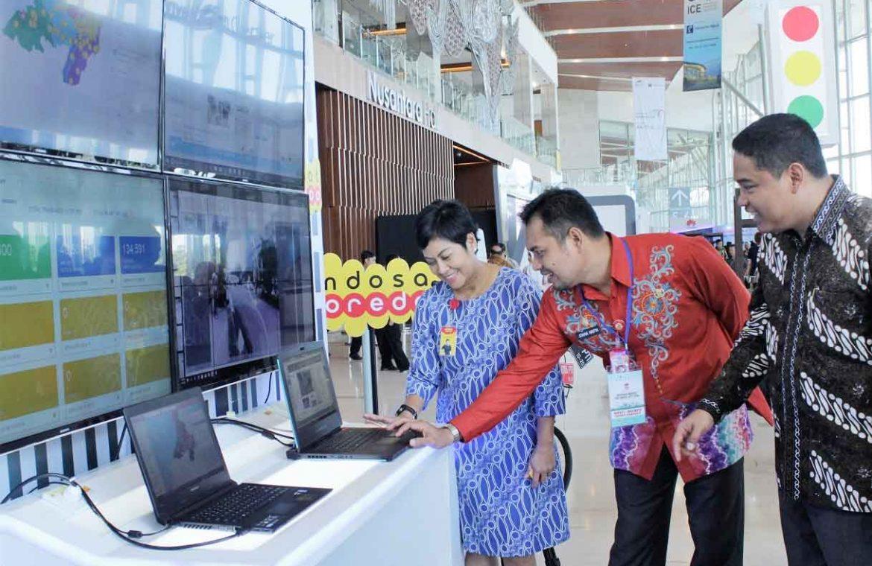Indosat Ooredoo Dukung 100 Smart City