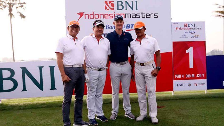 BNI Dukung Gelaran Indonesian Masters 2018