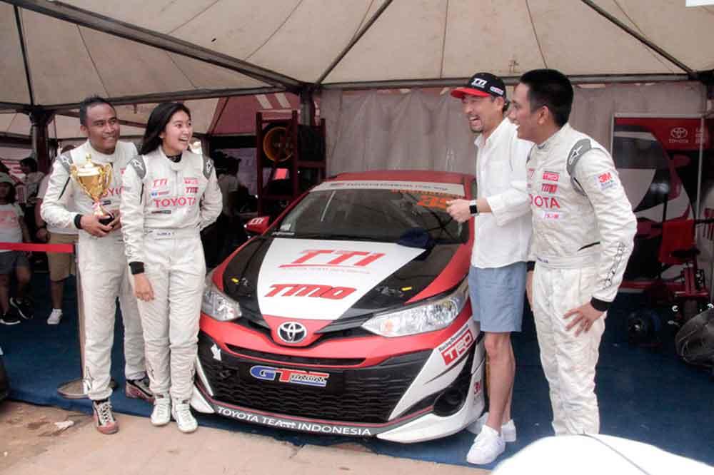 TTI Rebut Gelar Juara Touring Nasional