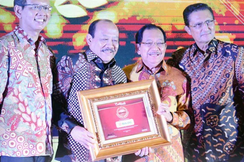 Bulog Raih Penghargaan Apresiasi Indonesia untuk BUMN 2018
