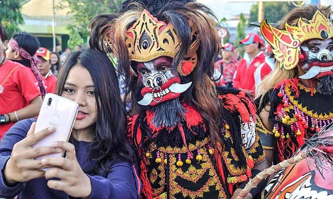 Festival Cap Go Meh 2019 Singkawang